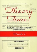 Turnbull David - Theory Time - Grade 2 - Theory