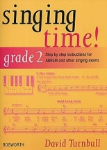 Turnbull David - Singing Time! - Grade 2