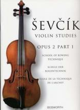 Sevcik - Etudes Op.2 Part 1 - Violon