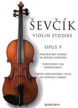 Sevcik - Violin Studies Op.9
