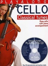 Playalong Cello Classical Tunes + Cd - Cello