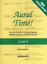 David Turnbull - Aural Time Grade 6 - Voice