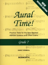 David Turnbull - Aural Time Grade 7 - Voice