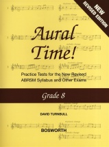 David Turnbull - Aural Time Grade 8 - Voice