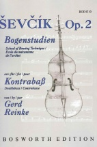 Sevcik - School Of Bowing Technique Op.2