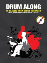 Drum Along 10 Classic Rock Songs Reloaded + Cd