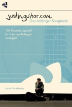 Justinguitar.com Gitarre Meth Lehr And Songbuch Guitar Book German - Lyrics And Chords