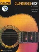 Guitar Method Book 1 German + Cd - Electric Guitar