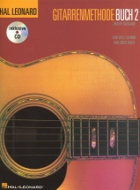 Guitar Method Book 2 German + Cd - Guitar