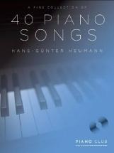 Heumann H.g. - 40 Piano Songs