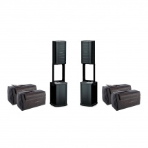 Bose Systeme F1 Stereo + Housses Bose Offertes