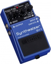 Boss Sy-1 Compact Pedal Guitar Synthesizer