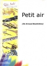 Boukhitine A. - Petit Air