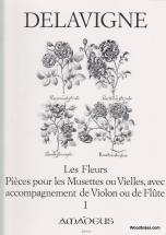 Delavigne Ph. - Les Fleurs Vol. 1 - 2 Flutes A Bec