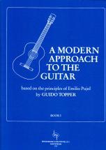 Topper Guido - A Modern Approach To The Guitar Vol.1