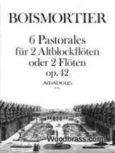 Boismortier J. - 6 Pastorales Op.42