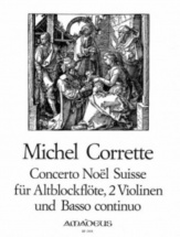 Corrette Michel - Concerto Noel Suisse