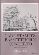 Stamitz Carl - Concerto - Basset Horn (clarinet) And Orchestra