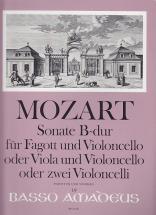 BASSON Basson, Violoncelle : Livres de partitions de musique