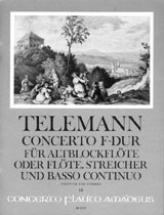 Telemann Concerto F-dur