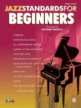 Jazz Standards For Beginners - Piano