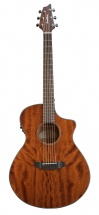 Breedlove Discovery Concert Ce Acajou