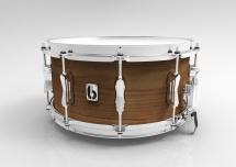 British Drum Co 14 X 6.5 Pro Big Softy