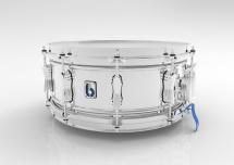 British Drum Co 14 X 6 Pro Bluebird