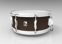 British Drum Co 14 X 5.5 Lounge Kensington Crown