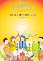 Brouquieres J. - Suite Rythmique