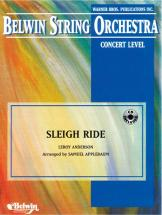 Anderson Leroy - Sleigh Ride - String Orchestra