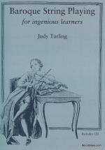 Tarling J. - Baroque String Playing