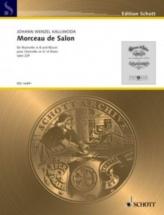 Kalliwoda J. - Morceau De Salon - Clarinette and Piano