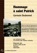 Desbonnet - Hommage A Saint Patrick - Bombarde Et Orgue