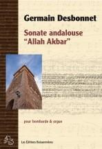 Desbonnet - Sonate Andalouse - Vent Et Orgue