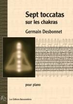 Desbonnet - Sept Toccatas Sur Les Chakras - Piano