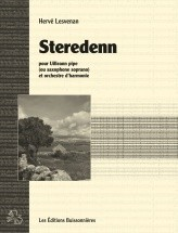 Lesvenan - Steredenn - Uillean Pipe Ou Saxophone Soprano