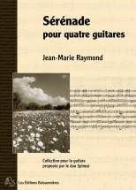Raymond J.m. - Serenade Pour Quatre Guitares - Guitare