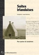 Boulestreau G. Trois Suites Irlandaises - Quatuor Saxophones