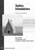 Boulestreau G. - Suites Irlandaises - Ensemble Vents