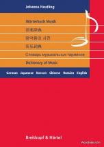 Heutling Johanna - Dictionary Of Music
