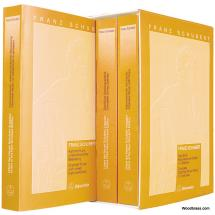 Schubert Franz - Complete Chamber Music In Three Volumes - Conducteur