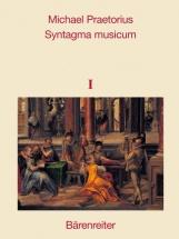 Praetorius M. - Syntagma Musicum, Band I-3