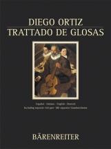 Ortiz Diego - Trattado De Glosas