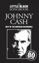Johnny Cash - Best Of The American Recordings - Little Black Songbook