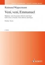 Wippermann R. - Veni, Veni, Emmanuel - Voix
