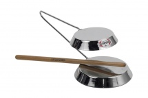 Contemporanea C-fri02 - Frigideira Double Chrome