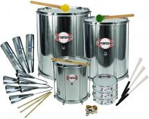 Contemporânea Pack Samba Pro - 13 Instruments