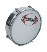 Contemporânea Tamborim Metal Serie Pro 6 - C-tam01