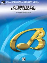Mancini Henry - Tribute To Henry Mancini, A - Full Orchestra